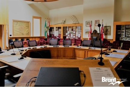 inside councillors chambers 2