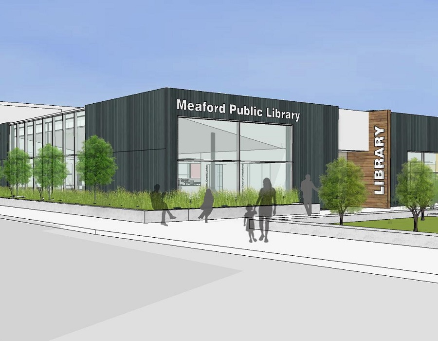 library rendering cropped