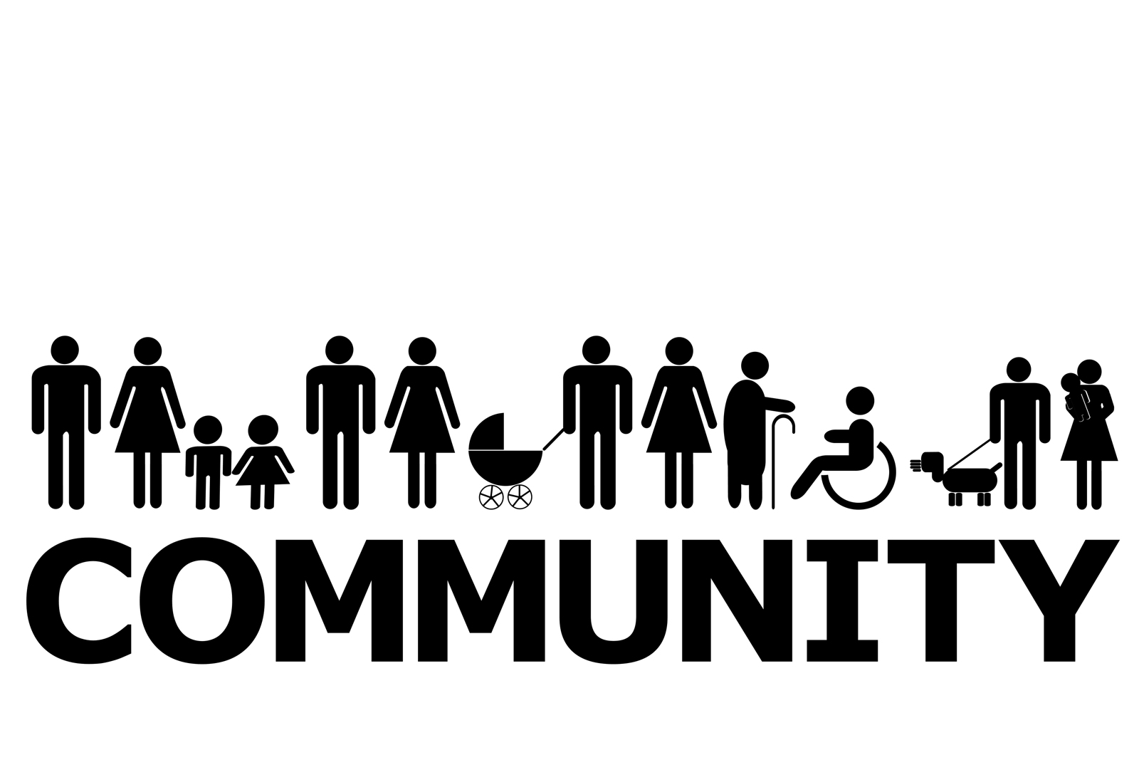 bigstock-Community-Concept-With-People--258633772