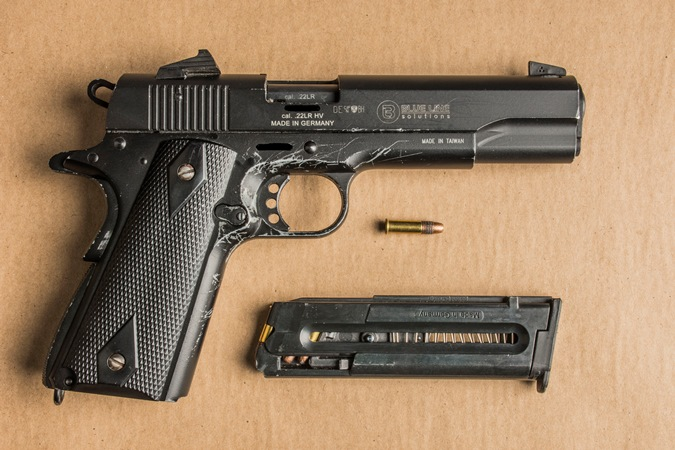 19-202   Firearm Located During Collision Investigation (11DIV)