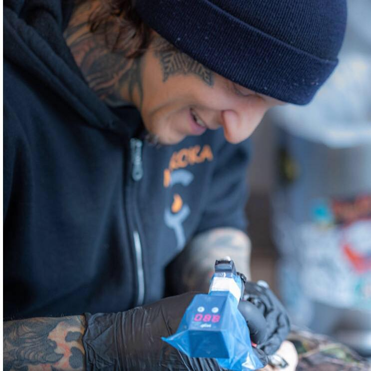 5 Winterbottom Tattoo Company