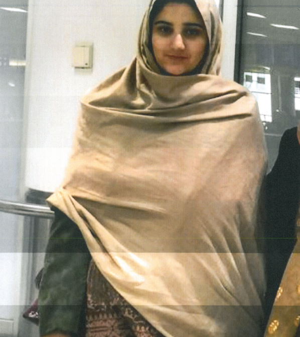 20-090 Mahnoor Missing Female