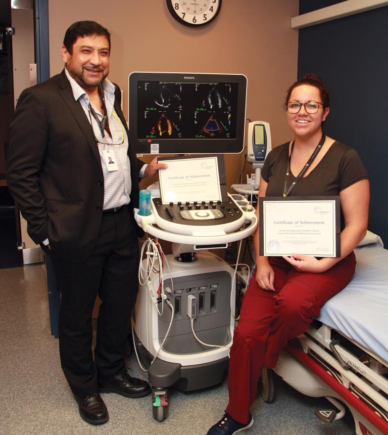 MAHC Echocardiography Program Achieves Accreditation