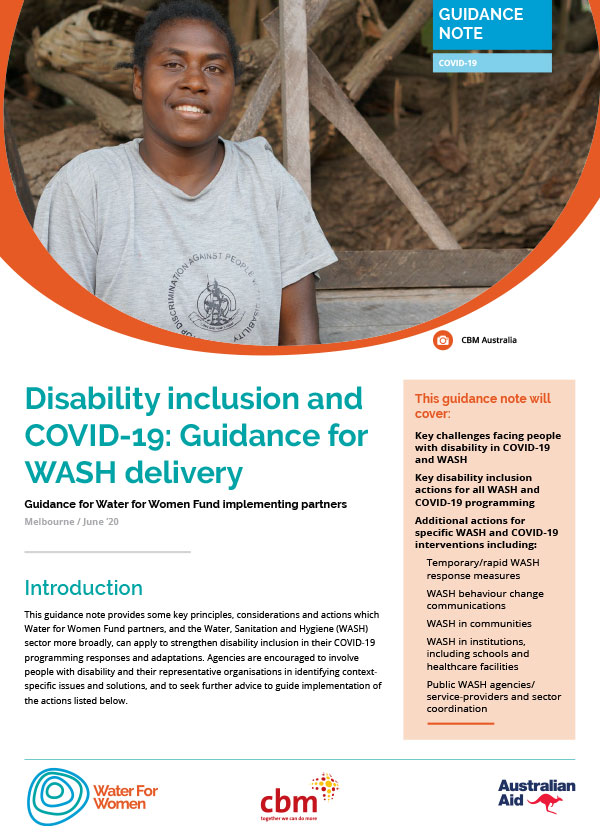 2006-WaterforWomen_KnowledgeDoc_COVID-19-Disability-Inclusion-Thumbnail_