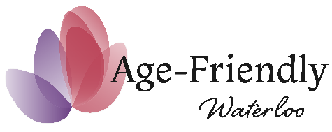 Logo for Age Friendly Waterloo