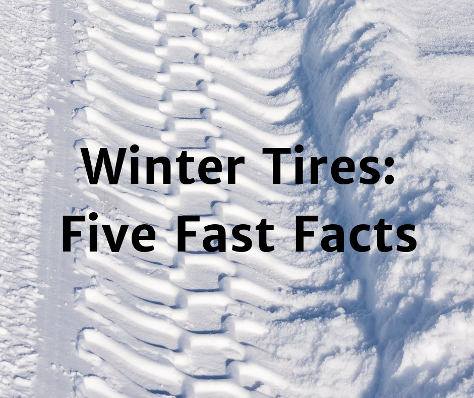 Winter Tires: Five Fast Facts