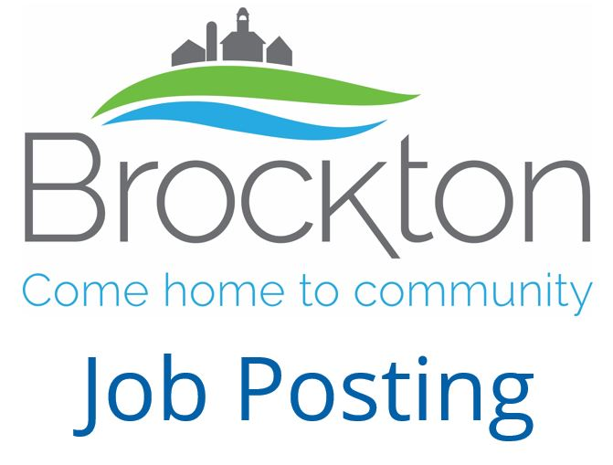 Brockton Job Posting