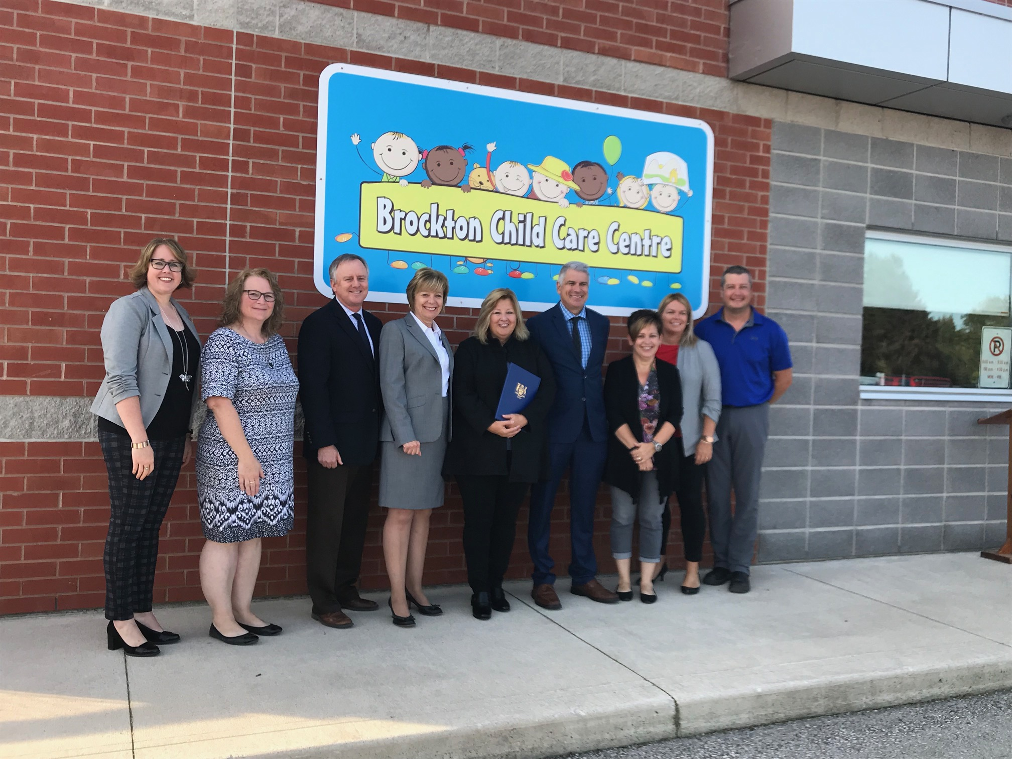 Child Care Centre Expansion Announcement - September 2019