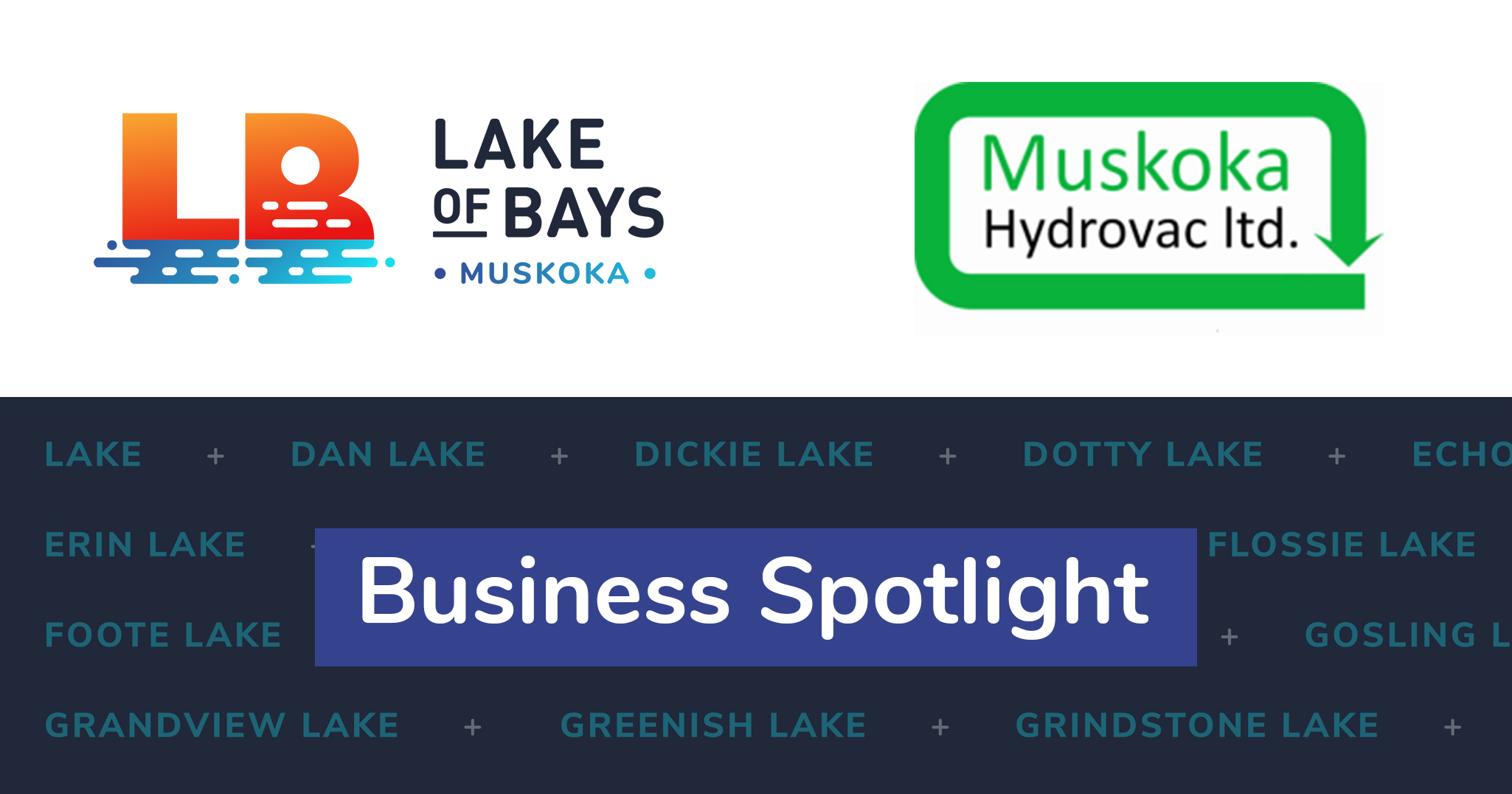 Business Spotlight - Muskoka Hydrovac