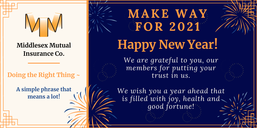 2021 Happy New Year - twitter