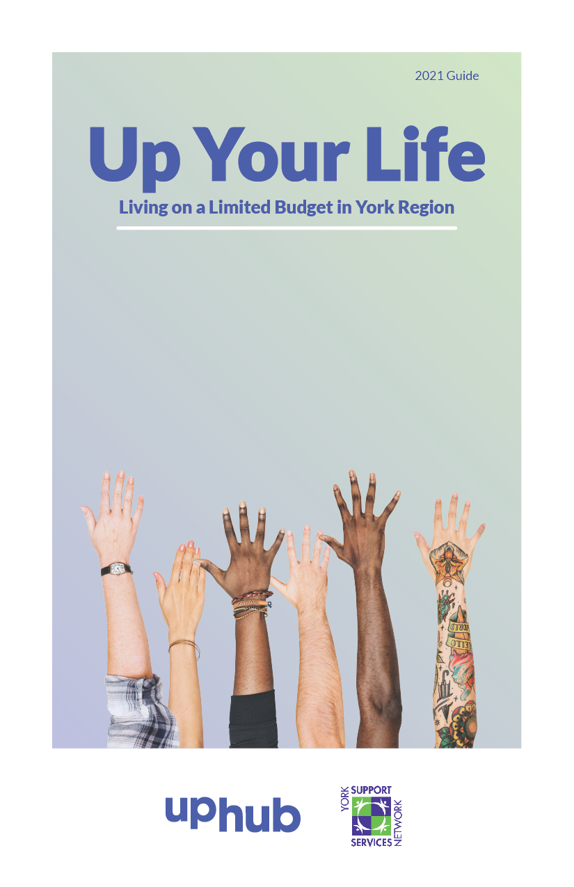 Up Your Life Guide Cover