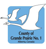 County of Grande Prairie Logo